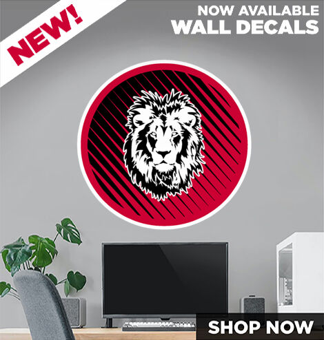 Liberty Union Lions DecalDualBanner Banner