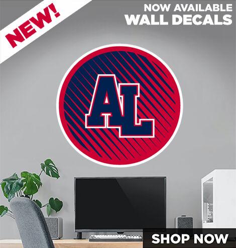 ALBERT LEA HIGH SCHOOL TIGERS DecalDualBanner Banner