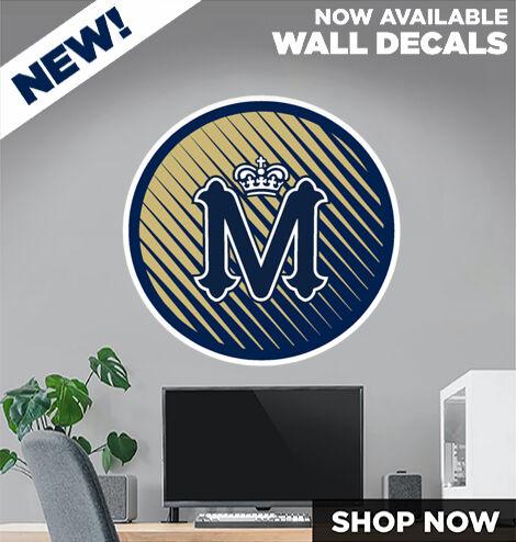 Mission Prep Royals DecalDualBanner Banner