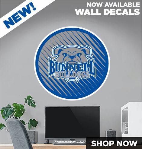 Bunnell Bulldogs DecalDualBanner Banner