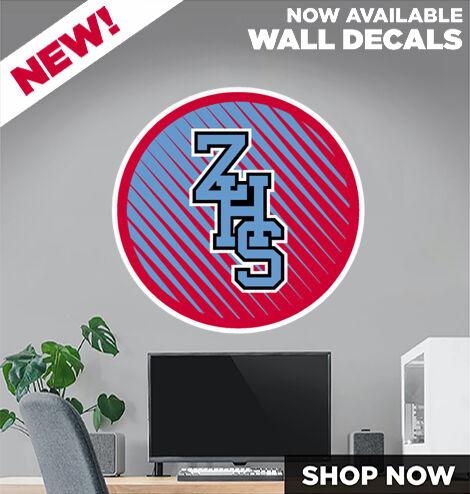 Zachary Broncos DecalDualBanner Banner