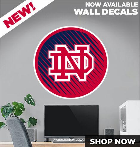North DeSoto Griffins Online Store DecalDualBanner Banner