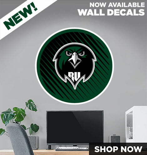 River Valley Falcons DecalDualBanner Banner
