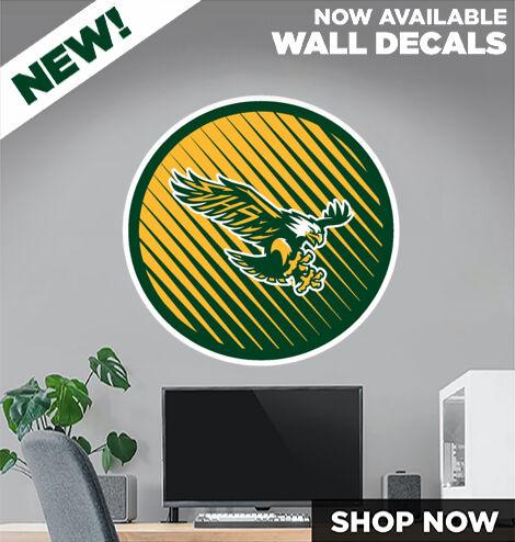 Seneca Valley Screaming Eagles DecalDualBanner Banner