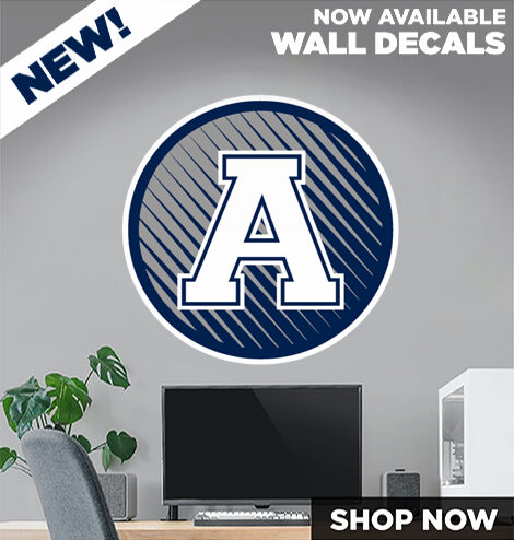 Aquinas Falcons DecalDualBanner Banner