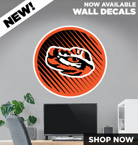 Jerome Tigers DecalDualBanner Banner
