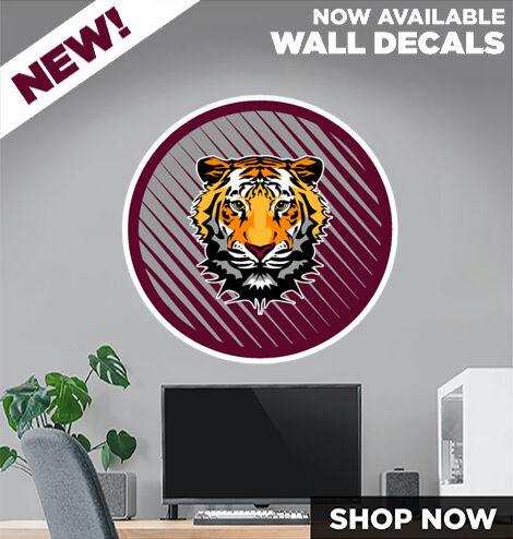TAKOMA ACADEMY Tigers Online Store DecalDualBanner Banner