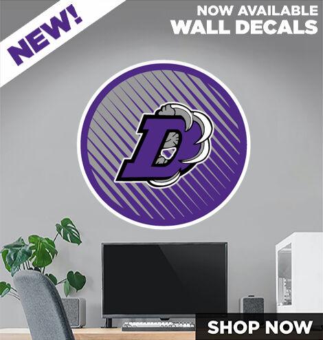 DARLINGTON HIGH SCHOOL FALCONS DecalDualBanner Banner