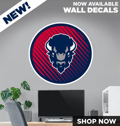 High Point Central Bison Online Store DecalDualBanner Banner