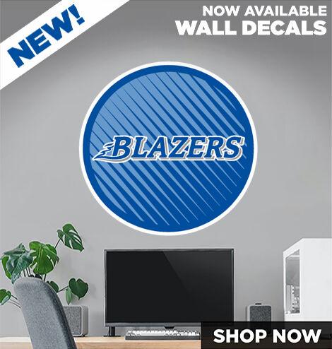 Barrow Blazers DecalDualBanner Banner
