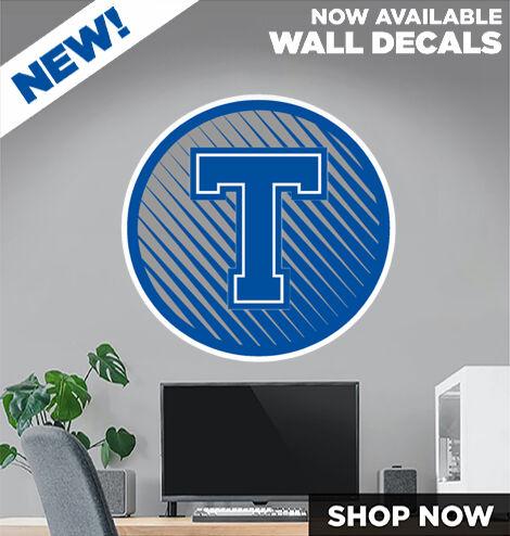 Trinity Episcopal School Titans Online Store DecalDualBanner Banner