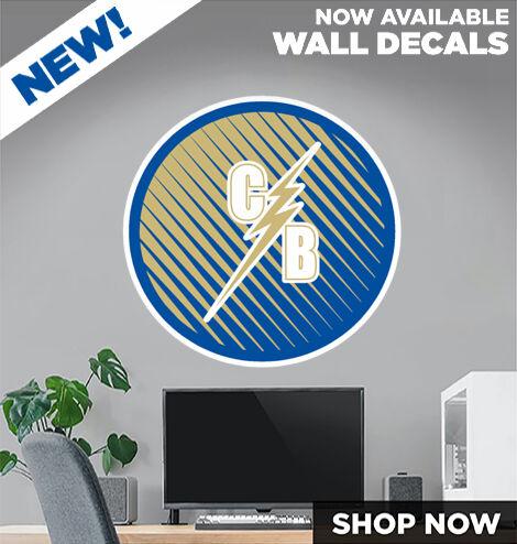 Cypress Bay Lightning DecalDualBanner Banner
