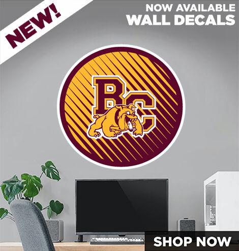 Bellcate  Bulldogs DecalDualBanner Banner