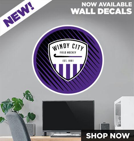 Windy City  Field Hockey Club DecalDualBanner Banner