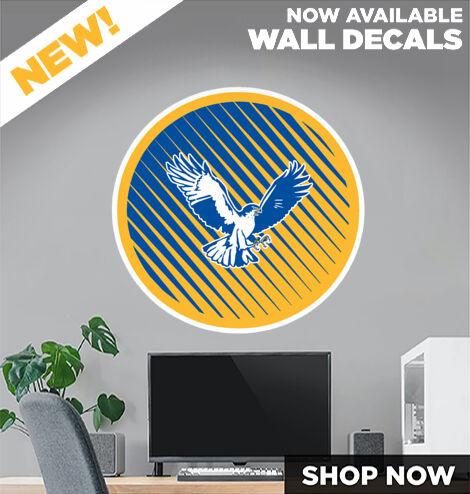 Hermon Hawks DecalDualBanner Banner