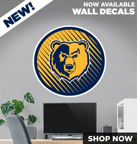 East Golden Bears DecalDualBanner Banner