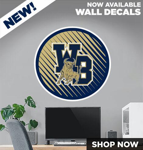 West Boca Raton Bulls DecalDualBanner Banner