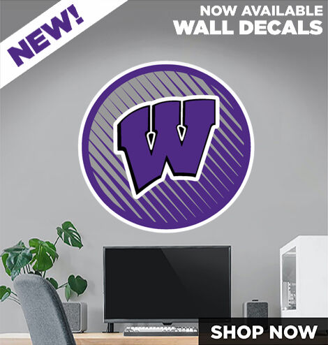 Woodlawn Panthers DecalDualBanner Banner
