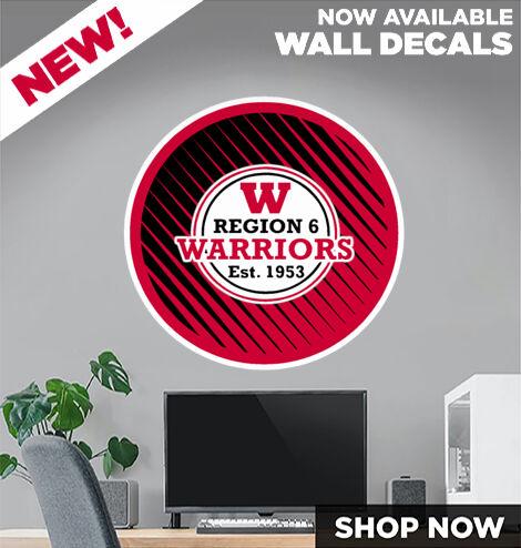 Wamogo Warriors DecalDualBanner Banner