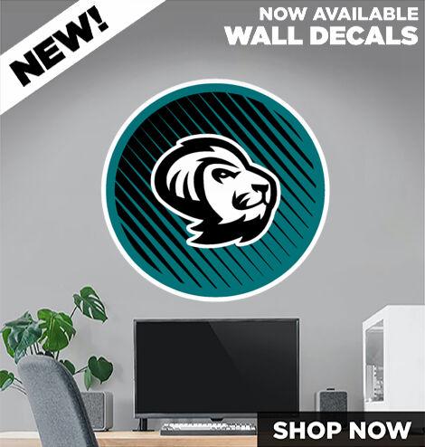 Clemente Lions DecalDualBanner Banner