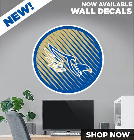 Brazosport Christian Eagles DecalDualBanner Banner