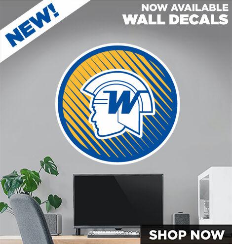 Wayzata Trojans The Official Online Store DecalDualBanner Banner