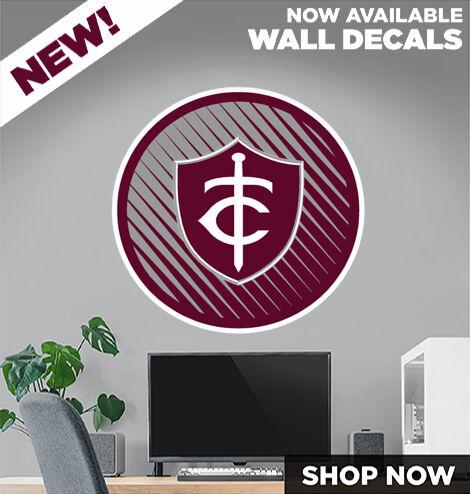 Trinity Warriors DecalDualBanner Banner