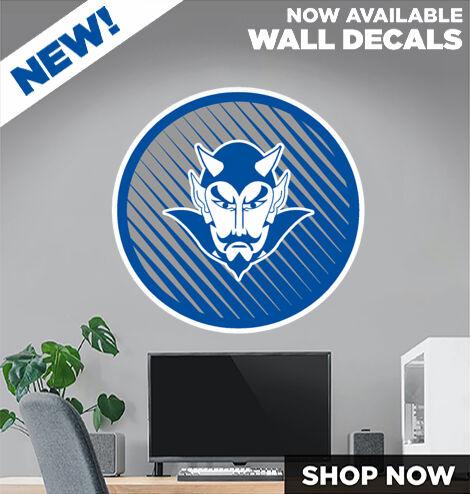 Brevard Blue Devils DecalDualBanner Banner