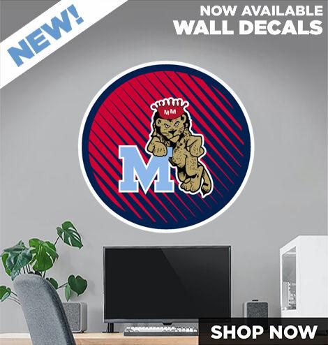 Mark Morris Monarchs DecalDualBanner Banner