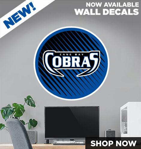 Cane Bay Cobras DecalDualBanner Banner