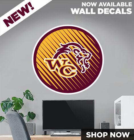 West Charlotte Lions DecalDualBanner Banner