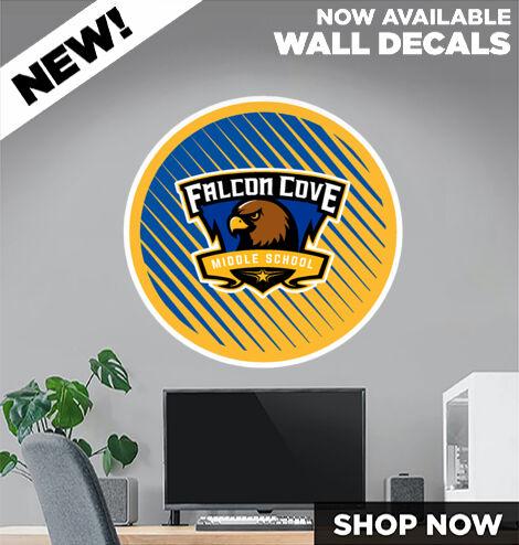 Falcon Cove Falcons DecalDualBanner Banner