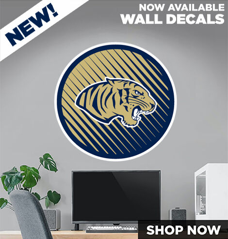 Cohoes Tigers DecalDualBanner Banner