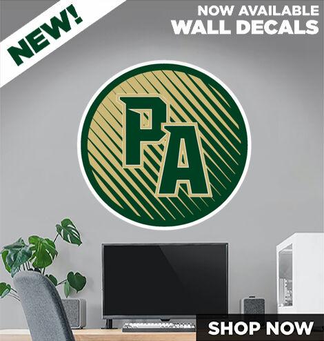 Pinecrest Paladins DecalDualBanner Banner