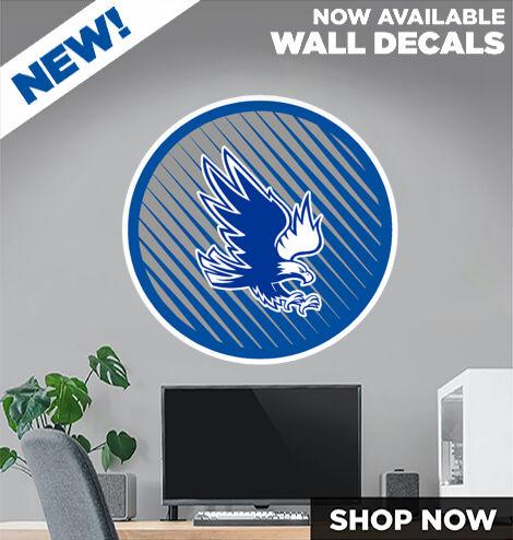 Los Altos Eagles DecalDualBanner Banner