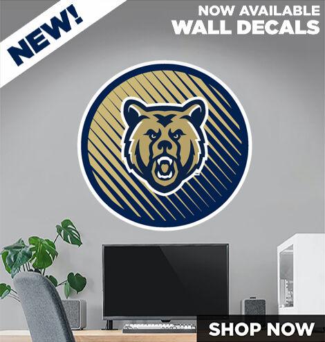 Napa Grizzlies DecalDualBanner Banner