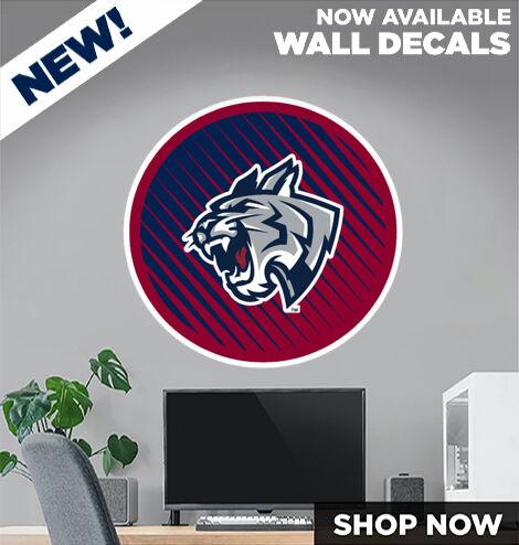 Woodland Wildcats DecalDualBanner Banner