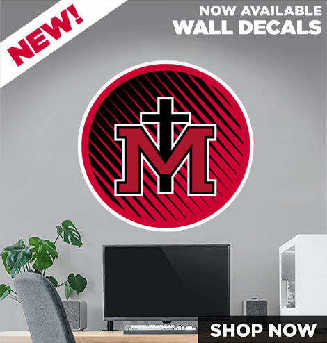 Mercy Catholic Bobcats DecalDualBanner Banner