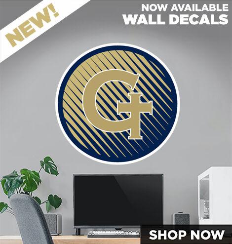 Gesu Bulldogs DecalDualBanner Banner