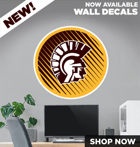Roger Bacon Spartans DecalDualBanner Banner