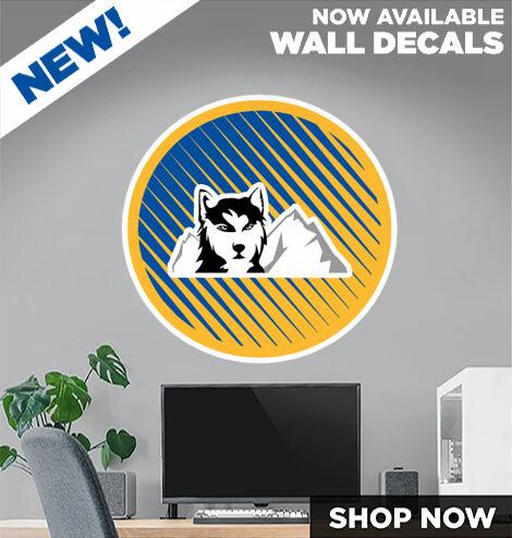Gilson  Huskies DecalDualBanner Banner