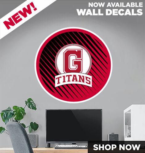 Glenwood Titans DecalDualBanner Banner