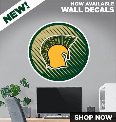 Mayo Spartans DecalDualBanner Banner