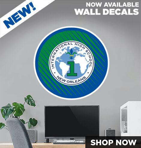 IHSNOLA Panthers DecalDualBanner Banner