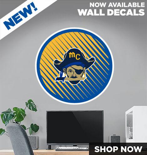 Macks Creek Pirates DecalDualBanner Banner