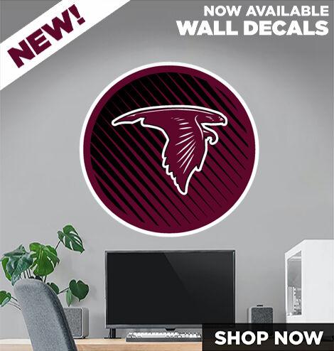 St. Thomas Aquinas Falcons DecalDualBanner Banner