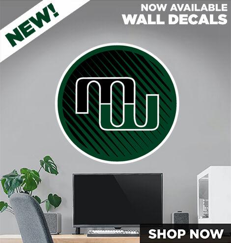 Millard West Wildcats DecalDualBanner Banner