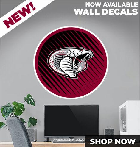 Triton Cobras DecalDualBanner Banner