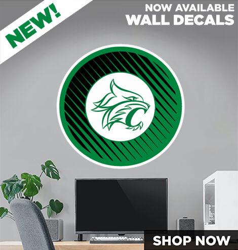 Calistoga Wildcats DecalDualBanner Banner