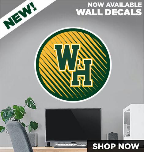Western Hills Cougars DecalDualBanner Banner